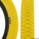 20 x 1.95 Inch (50-406) Qu-ax Freestyle Tire Yellow