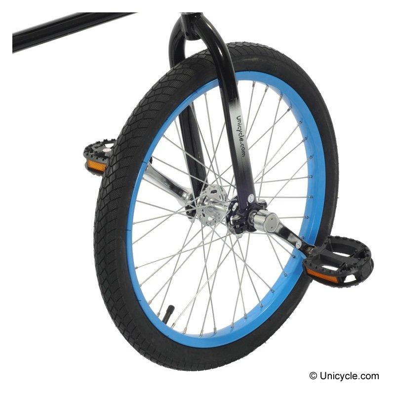 406mm 20 zoll udc circus bike blau. Black Bedroom Furniture Sets. Home Design Ideas