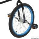 406mm (20 Inch) UDC Circus Bike Blue
