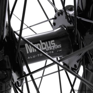 559mm (24 Inch) Nimbus E-Sport 26 V2.0 Race Black