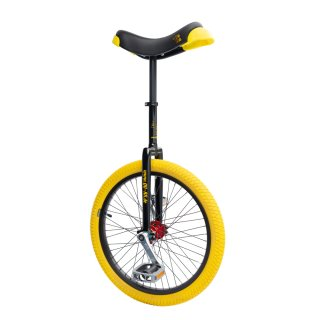 406mm (20 Inch) Unicycle Qu-ax Profi Black