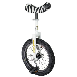 305mm (16 Inch) Unicycle Qu-ax Luxus White