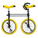 406mm (20 Inch) Qu-ax Twin Unicycle