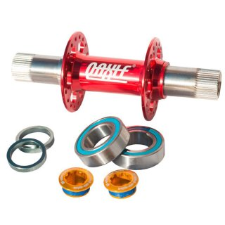 Hub - QX Q-Axle 36 Hole