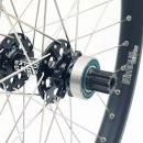 559mm (26 Inch) Wheelset - Nimbus Muni Disc