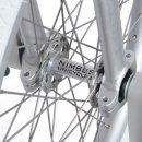 406mm (20 Zoll) Nimbus Equinox Einrad Silber