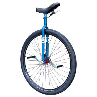 787mm (36 Inch) QX #rgb Duni Unicycle Blue