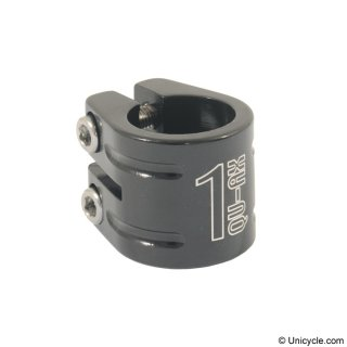 Sattelklemme 28.6mm - Qu-ax - 2 Bolt