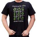 T-Shirt Municycle.com