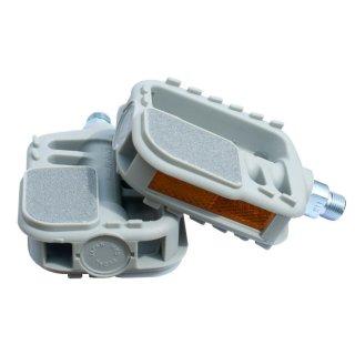 MKS Freestyle Grip Pedals Grey