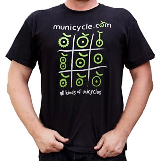T-Shirt Municycle.com L