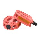 Standard Plastic Pedals Red